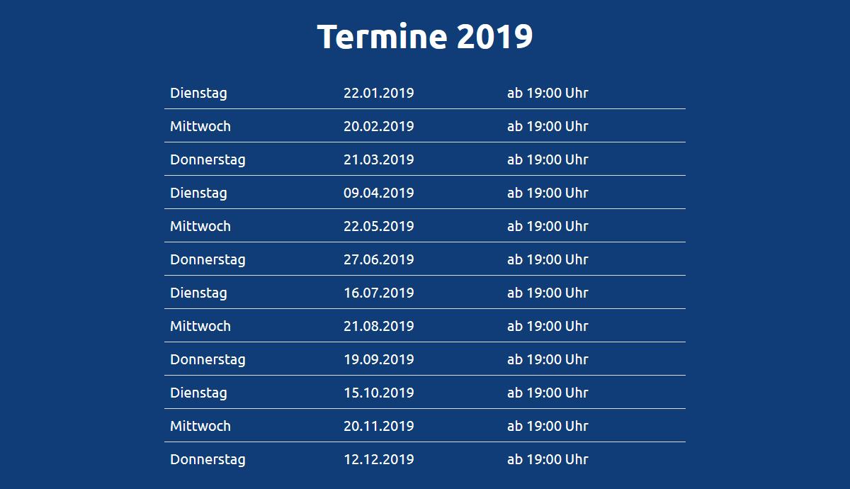 aktives Netzwerken in  Gemmingen